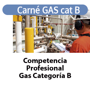 Course Image COMPETENCIA PROFESIONAL CARNET GAS B